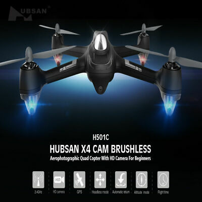 Hubsan X4 H501C Drone Brushless RC Quadcopter with 1080P HD Camera GPS RTH RTF