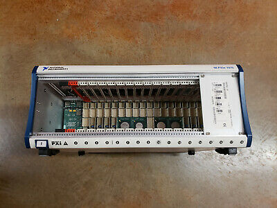 National Instruments NI PXIe-1075 18-Slot 3U Express Chassis