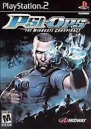 Psi-Ops: The Mindgate Conspiracy (Sony PlayStation 2, 2004)