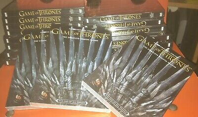 New & Sealed Game 0F of Thrones:The Complete 8 Season (DVD Set)