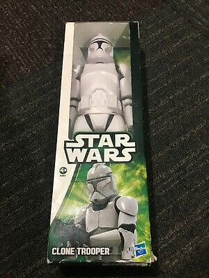2013 Hasbro Star Wars Clone Trooper Figurine