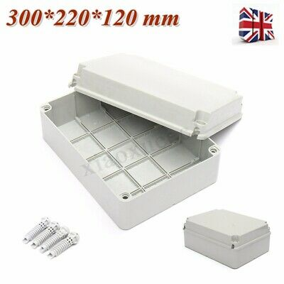 300x220x120mm Adaptable IP56 ABS Junction Box Waterproof Connection