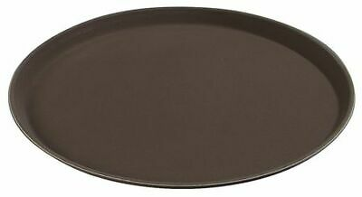 CARLISLE 1600GL004 Griplite Serving Tray,Black,PK12