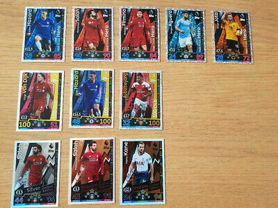 Match Attax Extra 2018/19 Limited Edition / 100 Club / Hat Trick Hero