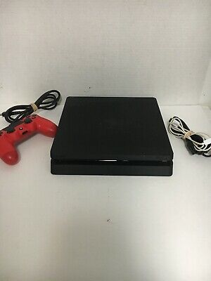 Sony - CUH-2115A Playstation Slim 500GB PS4 For Parts or Repair