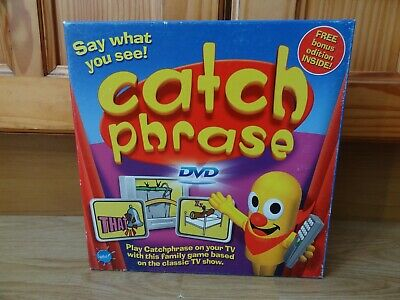 CATCHPHRASE GAME - 3+ Players 8+ Years - £20 00 | PicClick UK