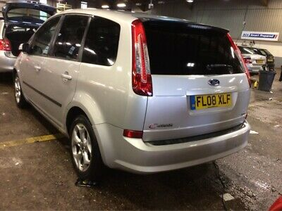2008 Ford C-Max 1.8 Zetec - Low Miles, Clutch Slips So Spares Or Repair