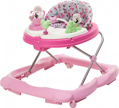 Disney Baby Music and Lights Walker With Activity Tray Roller Walker Adjustable