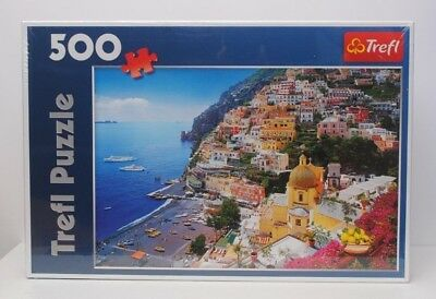 Toys Games Trefl 500 Piece Adult Large Positano Italy View Landscape Wall Jigsaw Puzzle New Jigsaw Puzzles Firebirddevelopersday Com Br