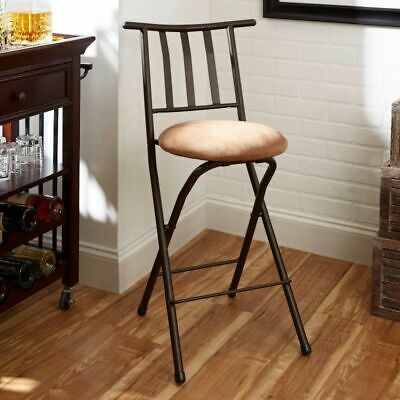 Fantastic Mainstays Slat Back Folding 30 Bronze Bar Stool Multiple Unemploymentrelief Wooden Chair Designs For Living Room Unemploymentrelieforg