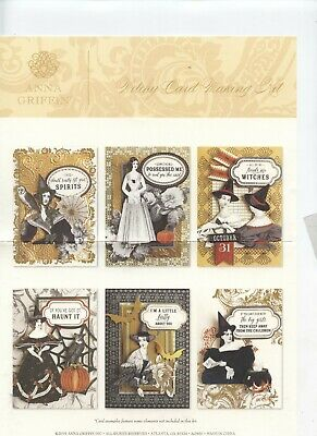 Anna Griffin Witchy Card Making Kit (10)