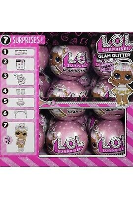 LOL Surprise! Glam Glitter Series - One L.O.L. Doll / Ball -  New Sealed