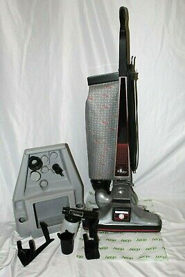 Vintage 1984 Kirby Heritage Ii Vacuum Cleaner W/ Various Attachments
