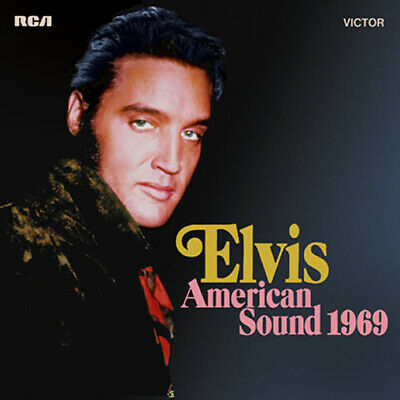 Elvis Presley - Elvis: American Sound 1969' 5 CD Boxset from FTD LIMITED EDITION