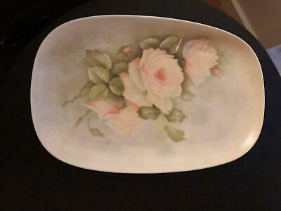 Make An Offer 4 Painted Ornamental Plates