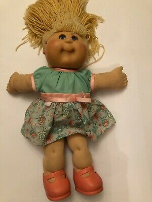 Baby Girl Cabbage Patch Doll