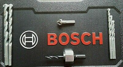 New Genuine Bosch Masonry Drill Bit Sets Heavy Duty Tough Professional Bosh