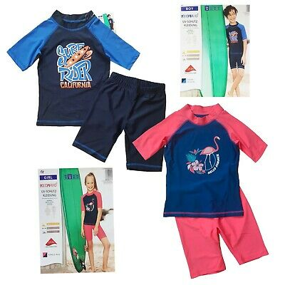 Teenager uv Protective Clothing Sun Bath Beach 110-152