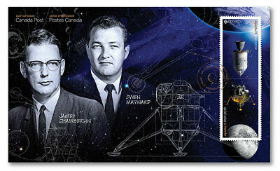 Canada Apollo 11 Official First Day Cover