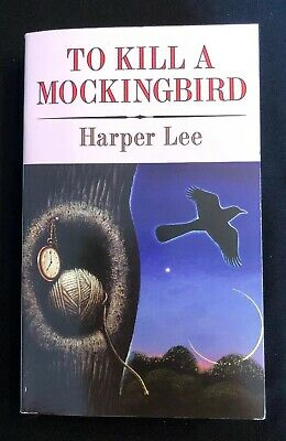 To Kill a Mockingbird by Harper Lee (1982) Paperback, NO BENDS, American Lit