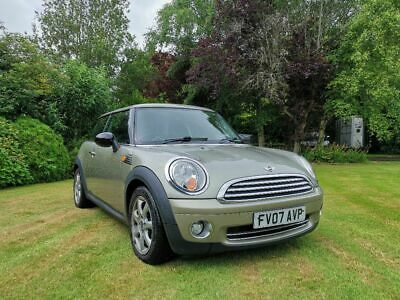 Mini One 2007 1.4 Excellent Condition Pepper Pack NO RESERVE