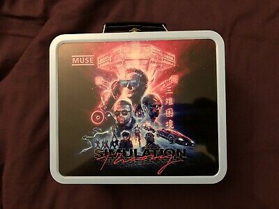 Muse Simulation Theory Limited Edition (Enhanced VIP) Retro Lunchbox