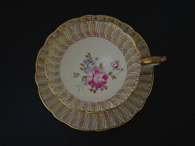 VINTAGE ROYAL STAFFORD FINE ENGLISH BONE CHINA TEA CUP & SAUCER #8805 1of9 PAIRS