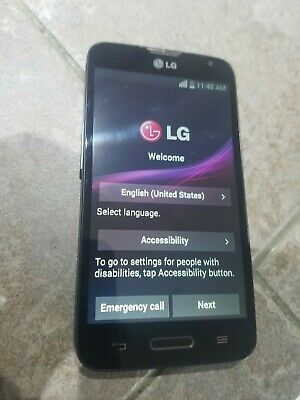 NICE! LG ULTIMATE 2 L41C Tracfone Network 8GB
