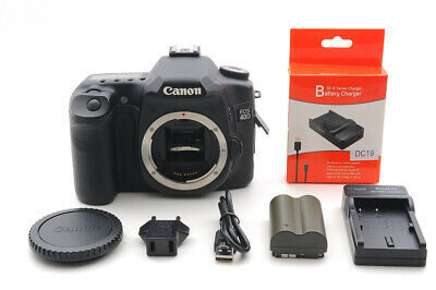 [Excellent] Canon EOS 40D 10.1MP Digital SLR Camera Body Only  from JAPAN k238