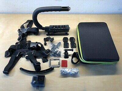 GoPro hero 2014 camera with accessories
