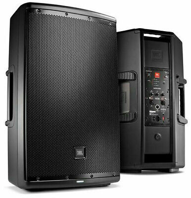 "JBL EON612 12"" Mint Two-Way Multipurpose Self-Powered Sound Reinforcement"