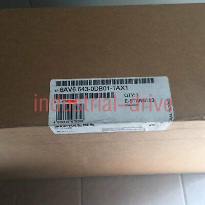 1PC New in box Siemens 6AV6 643-0DB01-1AX1 One year warranty 6AV66430DB01-1AX1