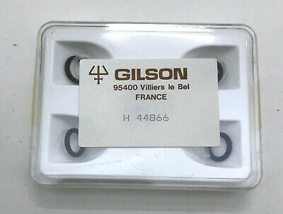 Gilson Pipetman Seal and O-Ring  Set | 5 Pieces