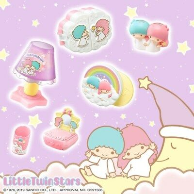 McDonald's Japan 2019 Happy Meal Toy Sanrio Little Twin Stars Complete Set