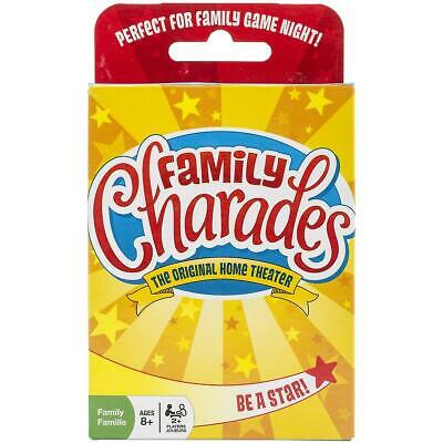 Family Charades Card Game Be a STAR! NEW & IN STOCK