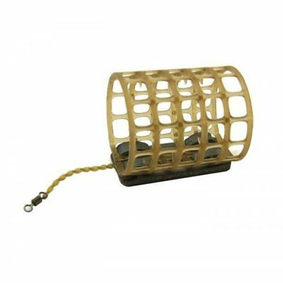 Drennan Stainless Cage Feeders x6  micro//mini//small soft pellet??