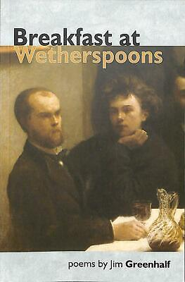 Breakfast at Wetherspoons by Jim Greenhalf (English) Paperback Book Free Shippin