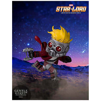 Gentle Giant Marvel Guardians of the Galaxy Star-Lord Animated Statue