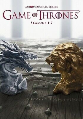 Warner Home Video D697748D Game Of Thrones-Complete Seasons 1-7 (Dvd/7Pk/34 D...