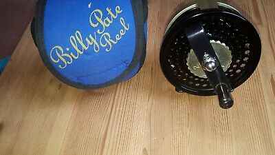 Billy Pate Reel Bonefish Made by Ted Juracsik  F202
