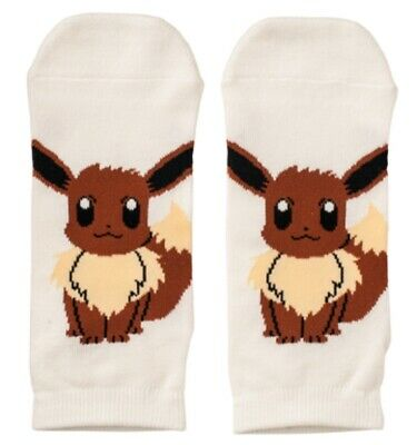 EEVEE EIEVUI SHORT Socks Psycho Soda Pokemon Center Japan Original ...