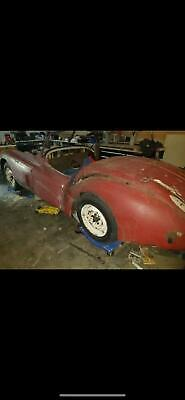 Jaguar xk 140 roadster , matching numbers, many extra parts, priced to sell!!'