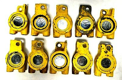 Lot Of 10. Industrial Ball Vibrator Global Bs-10