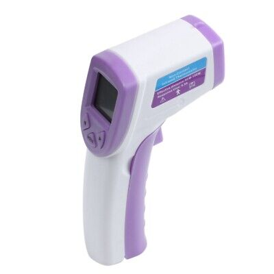Digital LCD Non-contact IR Infrared Thermometer Forehead Body Temperature M T7U2