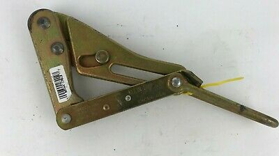 Klein Tools Chicago Grip 1613-30 Bare Wire Cable Pulling Grip .08 - .20 in USED