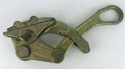 Reliable Equipment Cable Wire Grip Puller REL-5000-WG 5000Lbs .018 - 0.60in USED