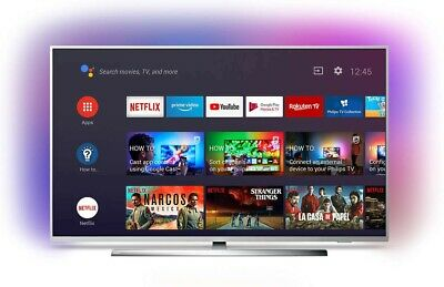 "Philips Smart TV 109 cm (43"") ultra-plat 4K UHD LED - Ambilight - 43PUS7354/12"