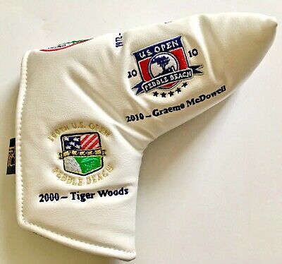 Pebble Beach 2019 US Open Blade Putter Cover Headcover Limited Edition