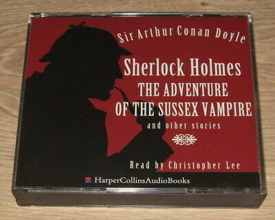 Sherlock Holmes: The Adventure of the Sussex Vampire and Other Stories (3CD Audi