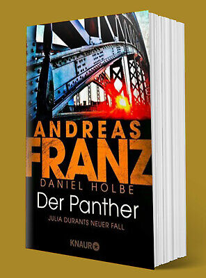 Andreas Franz / Holbe - Der Panther - Durant 19 - Sofort Lieferbar